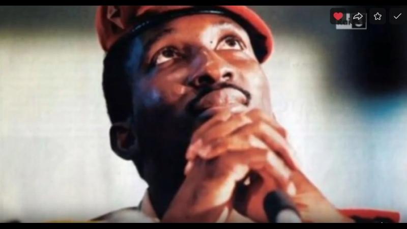 Thomas Sankara e quel giorno uccisero la felicità Thomas Sankara un presidente che amava il suo popolo
