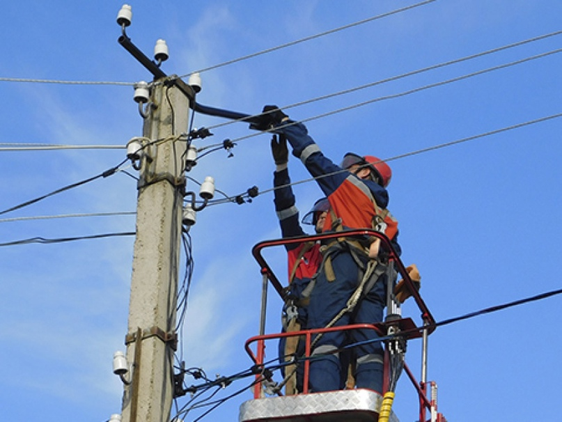 Ремонт электросетей по программе 2021 года начался в Карымском районе Забайкалья