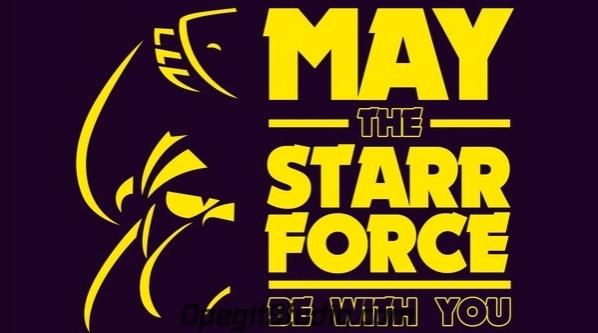 Brawl Stars выложили пост, посвящённый дню Звёздных Войн.