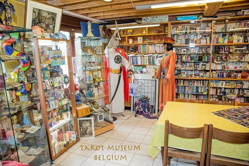 Музей Таро в Бельгии