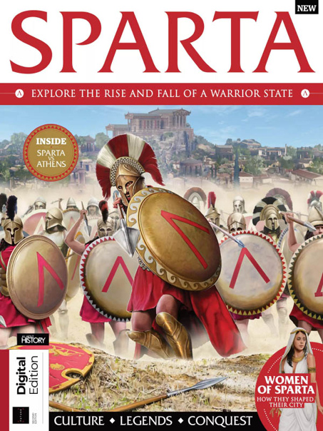 All About History Book of Sparta - 2nd Edition  2021 UserUpload.Net
