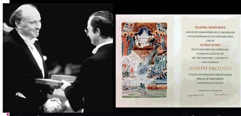 22 октября 1987 года Би-би-си сообщило, что изгнанный из СССР русский поэт Иосиф...
