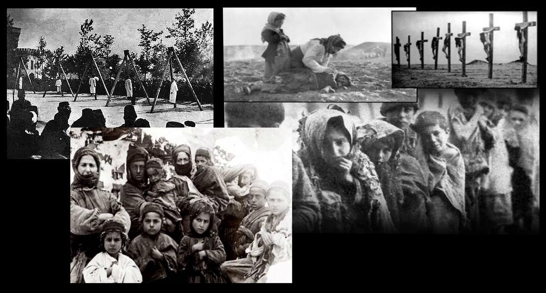 Массовый геноцид армян