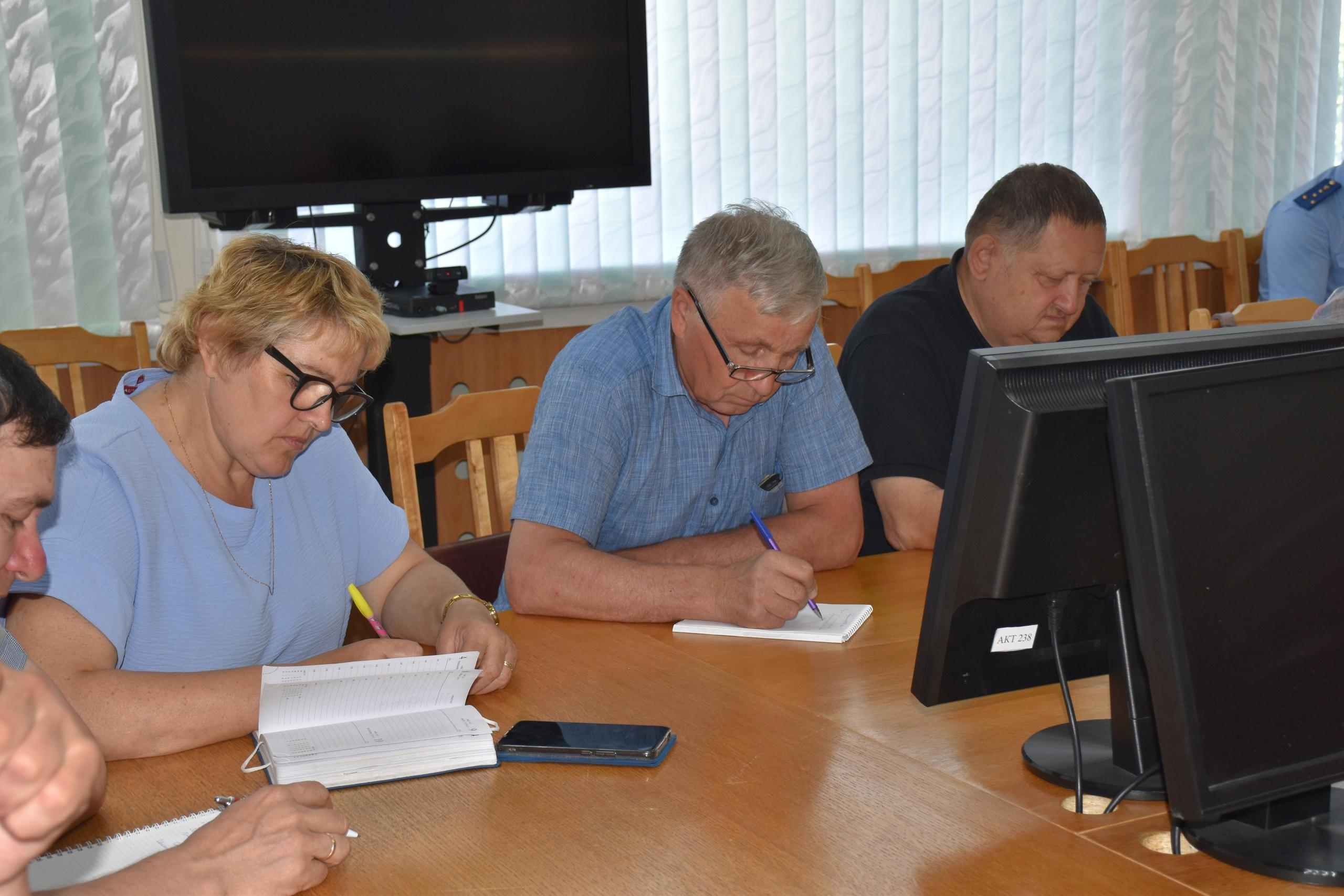 9 июня в Администрации муниципального образования «Можгинский