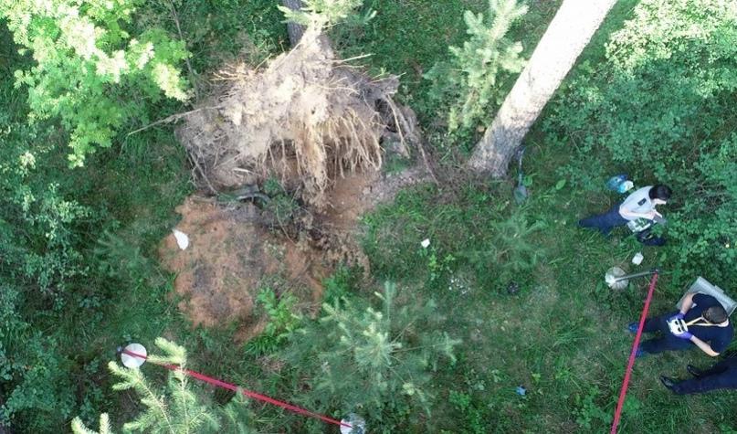 В Смолевичском районе предприниматель вывез мужчину в лес и выстрелил в голову.