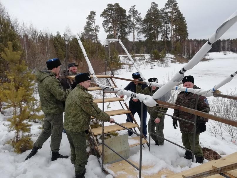 Подготовка к военно-полевым сборам., изображение №6