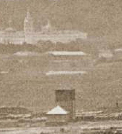 Москва без людей в 1867 году. Где все люди?, изображение №82
