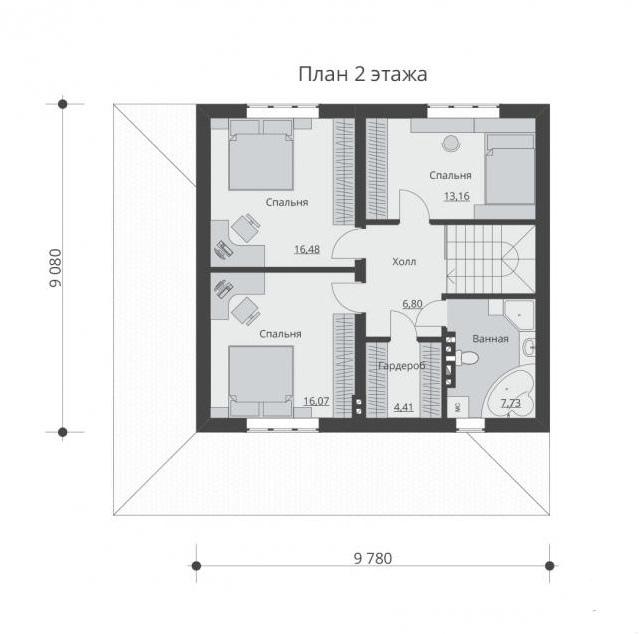 Проект частного дома: как сделать и где заказать?, изображение №5
