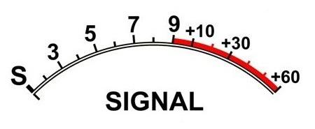 S-метр на рациях, изображение №1