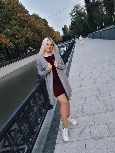 Алина Сидорова, Воронеж