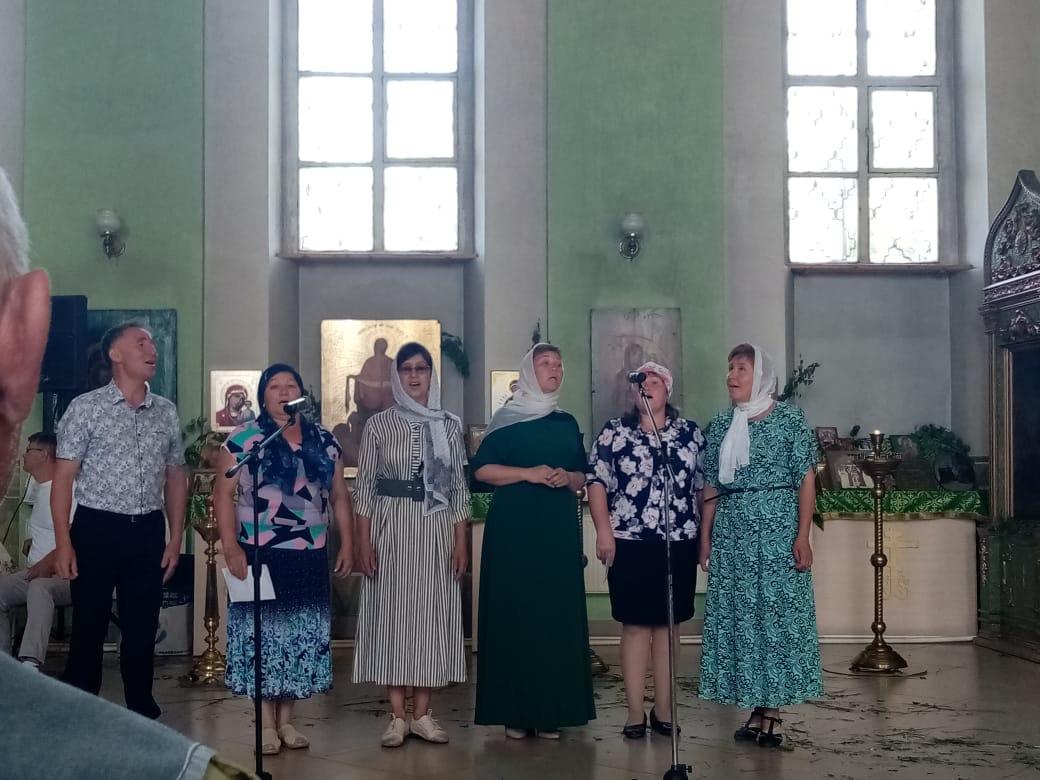 ✨20 июня в православном храме села Большая