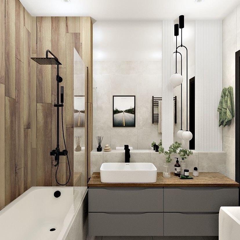 Проект квартиры-студии 29 кв.