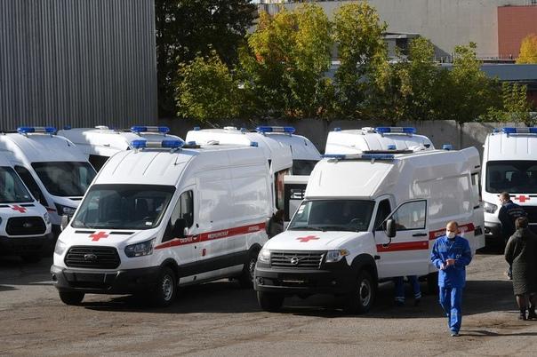 В Смоленскую область поступит 22 новых автомобиля ...