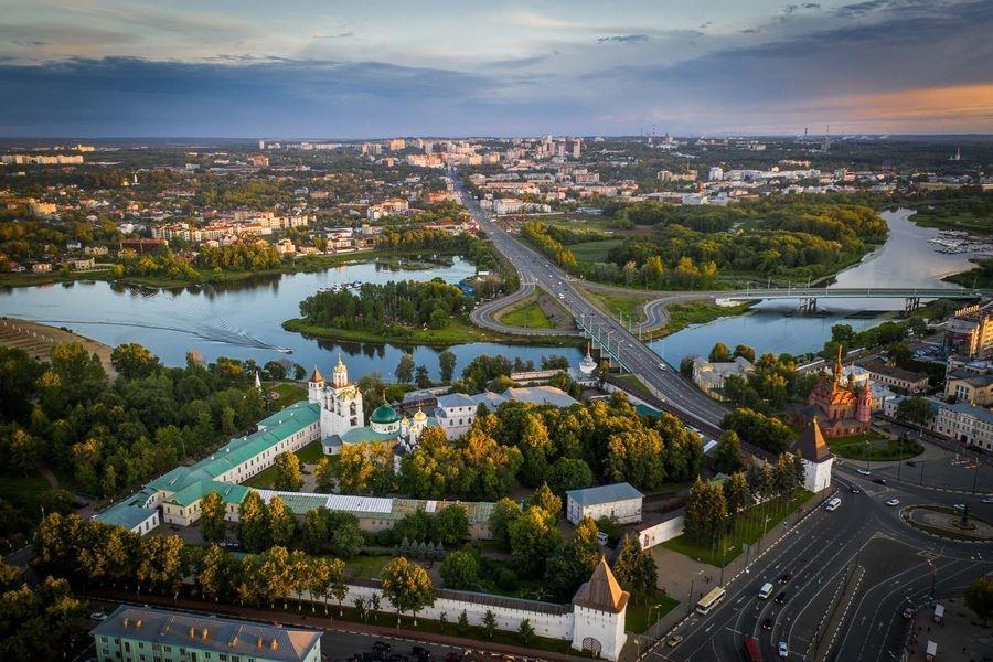 Ярославль. Городские экскурсии