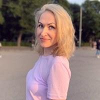 Фотография анкеты Ольги Куликовой ВКонтакте