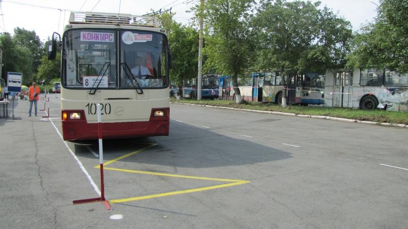 Конкурс профессионального мастерства среди водителей троллейбуса— 2021., изображение №68