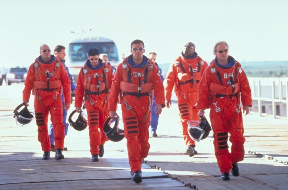 Бурильщики спасают Землю от астероида: финальный фильм космического гида