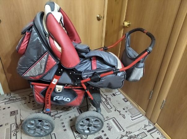 Продам коляску, после одного ребенка. Б/у 6 месяце...