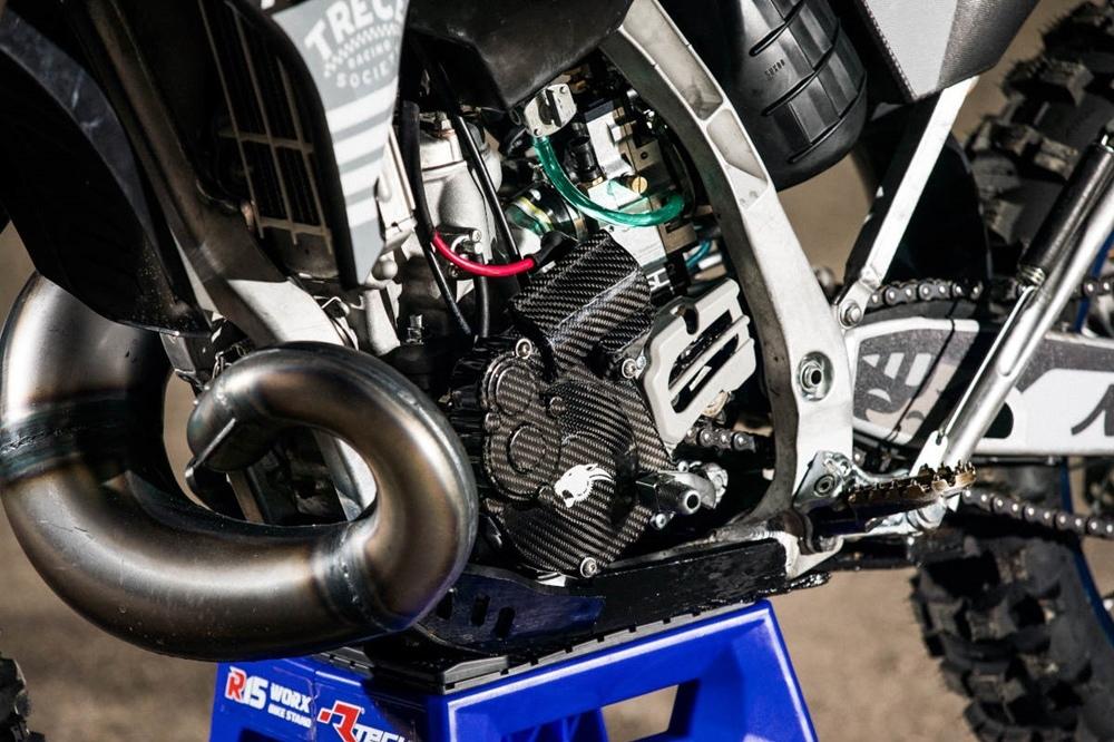 Yamaha YZ250 Пол Тарреса (фото)