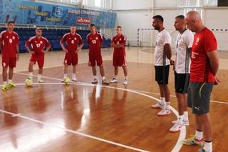Юношеская сборная Беларуси. Учебно-тренировочный сбор