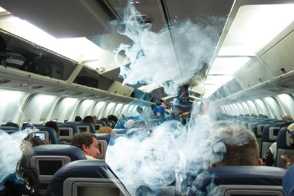 На рейсе Москва — Владивосток пассажирка попыталас...