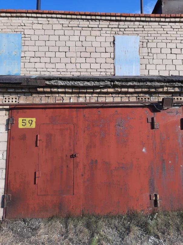 Купить двух этажный гараж за | Объявления Орска и Новотроицка №28051