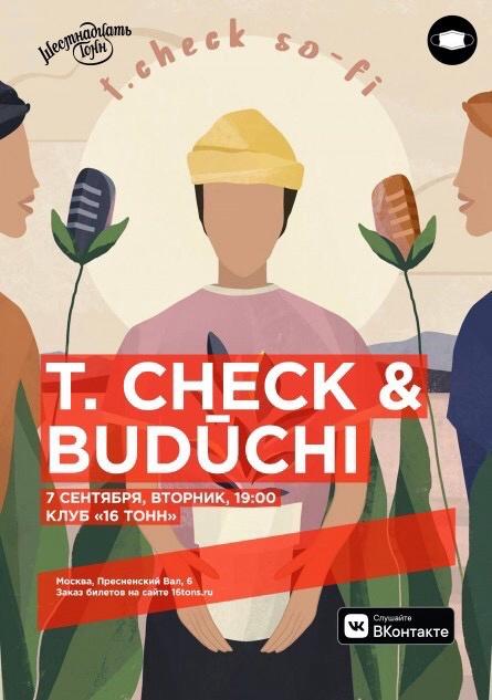 T.Check & Budūchi
