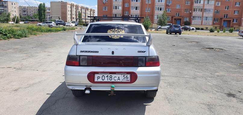 2110 с кондиционером  Машина в прекрасном   Объявления Орска и Новотроицка №23747