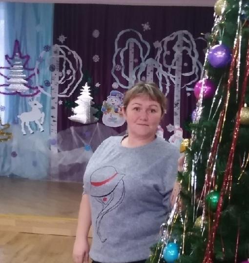 Воспитатели Большеучинского детского сада №1 выступили на