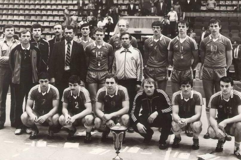 СКА в 1984-м