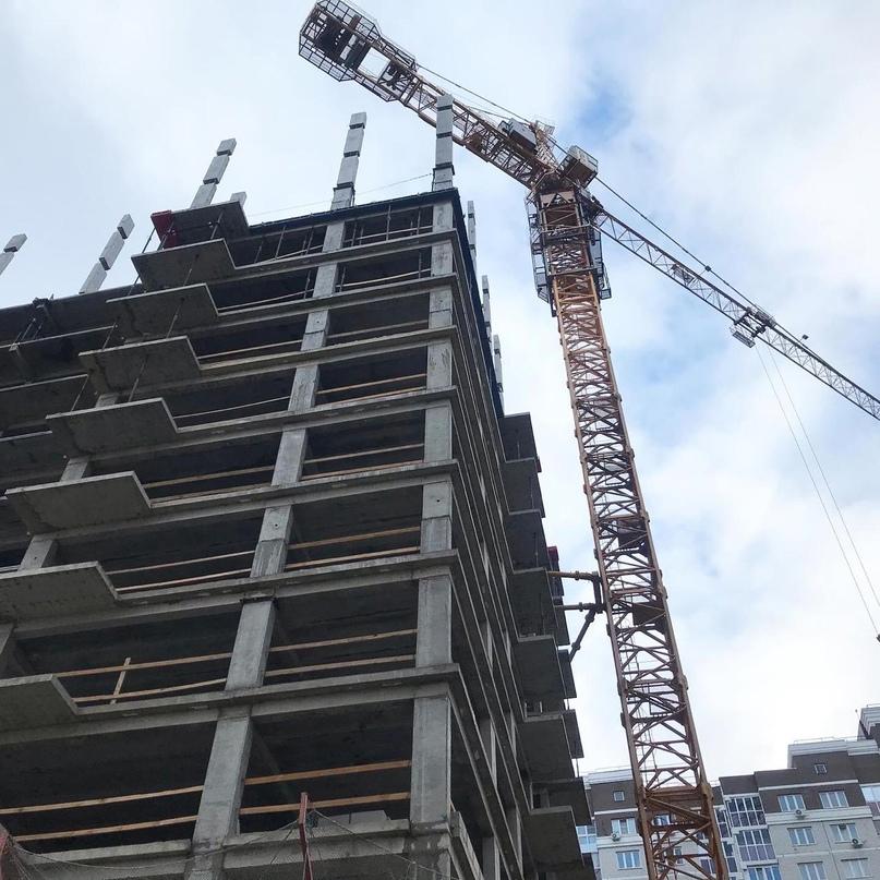 Отчёт об этапах строительства «ЖК Горизонт», изображение №2