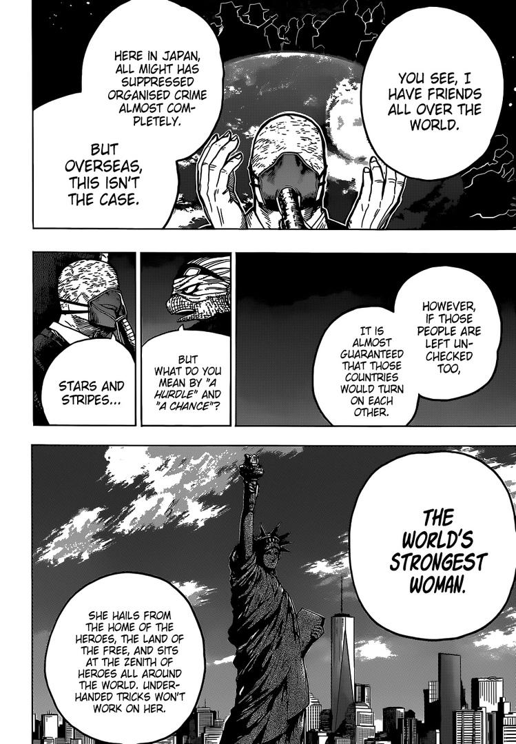 my Hero Academia Chapter 329, image №4