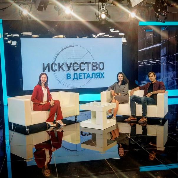 Смотрите через несколько минут! В прямом эфире Кубань24 актёры Евгения Белова и Михаил Дубовский...