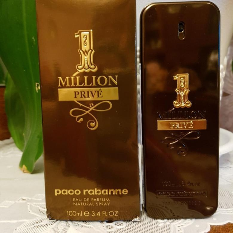 Paco Rabanne 1 Million Prive 100 ml. 1690 руб