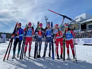 Лыжные гонки. Чемпионат России. Победители первенства страны побеждают и на взрослом уровне! 1