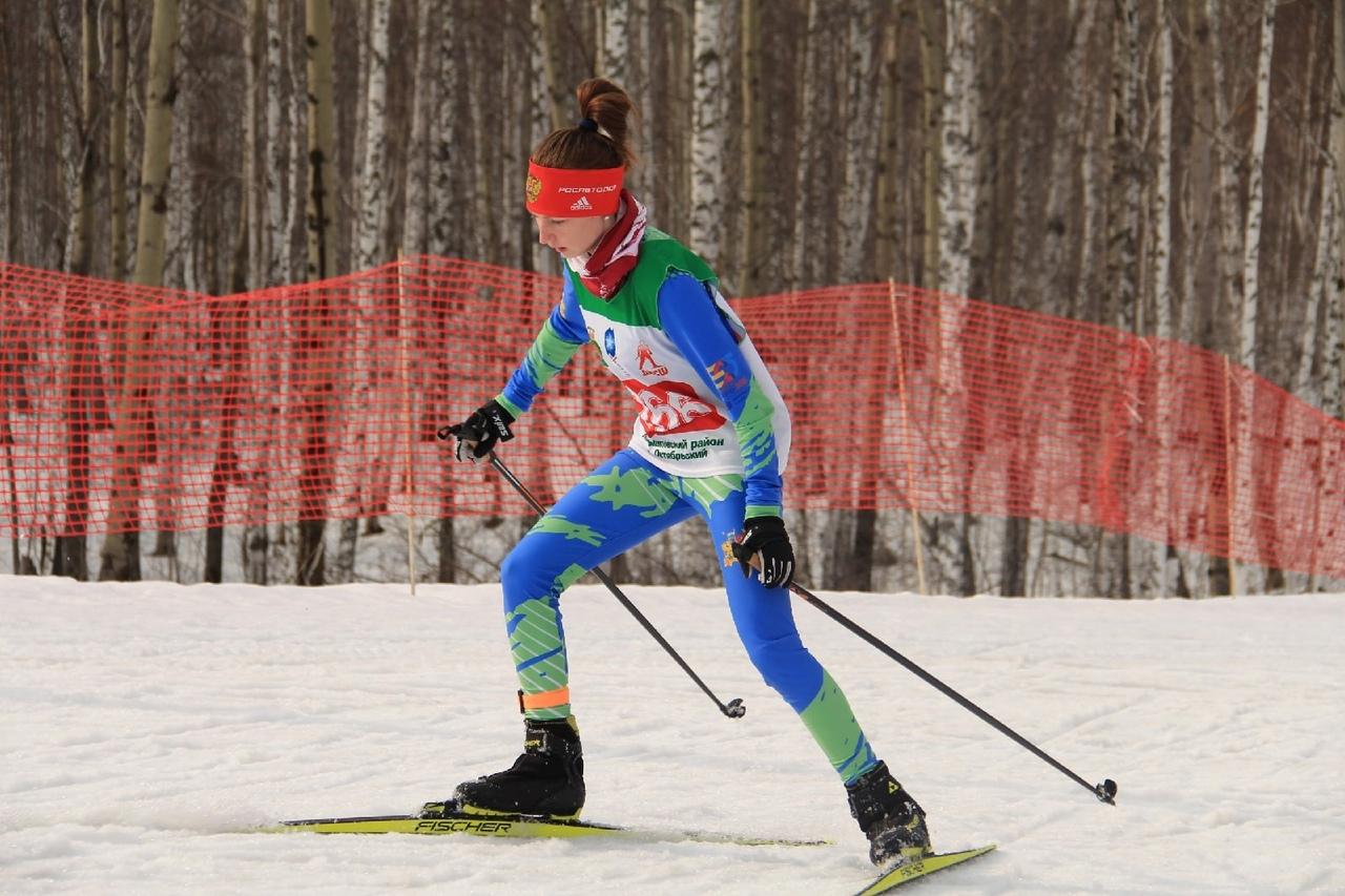 Лыжный марафон, посвященный 76-й годовщине Победы