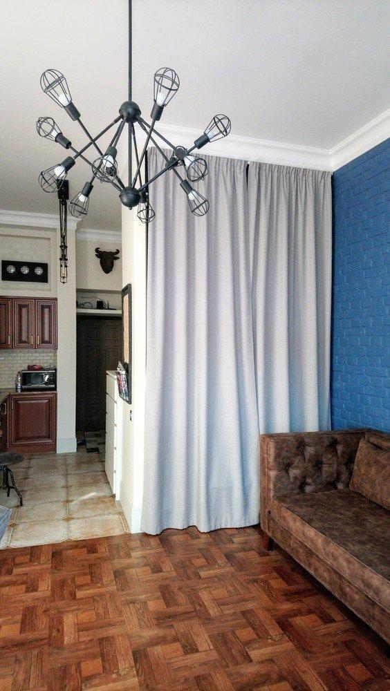 Реконструкция квартиры 26 кв.