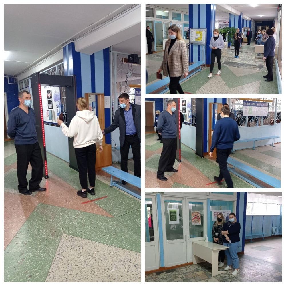 Одиннадцатиклассники Петровского района сдали тренировочный экзамен по обществознанию