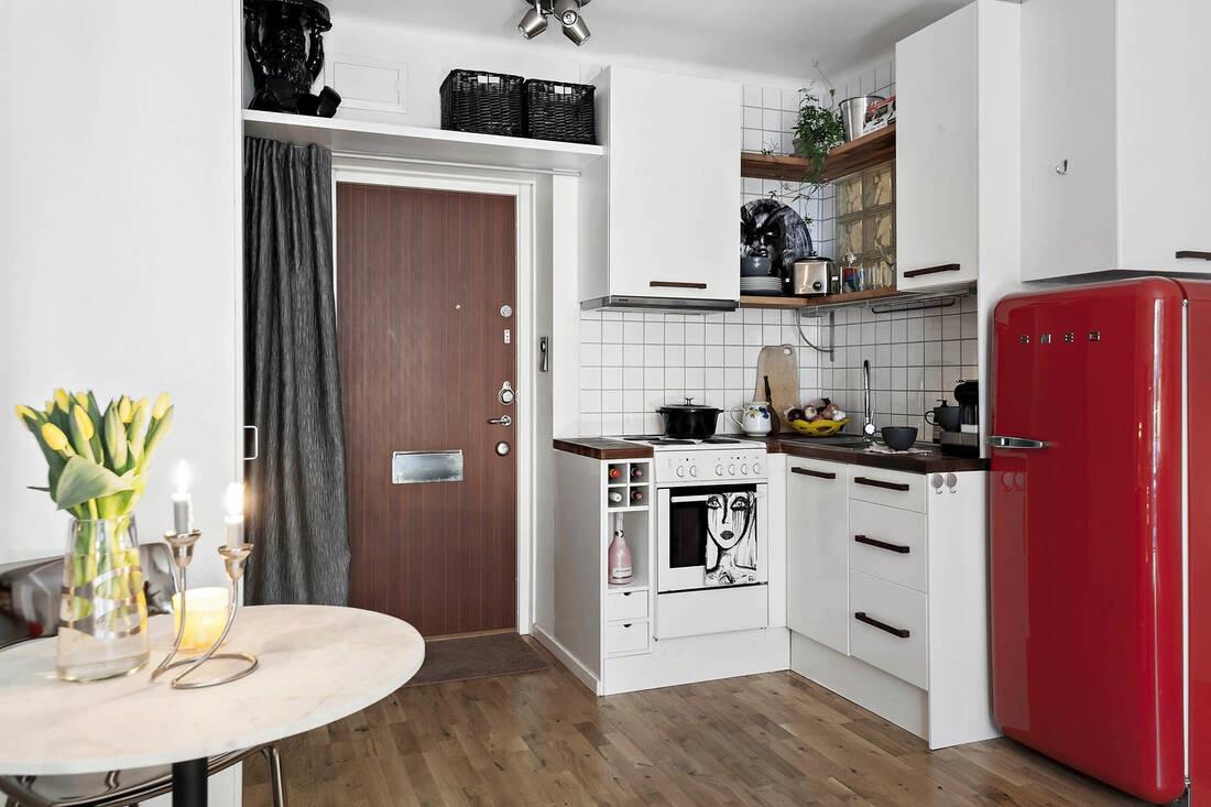 Маленькая квартира-студия 22 кв.