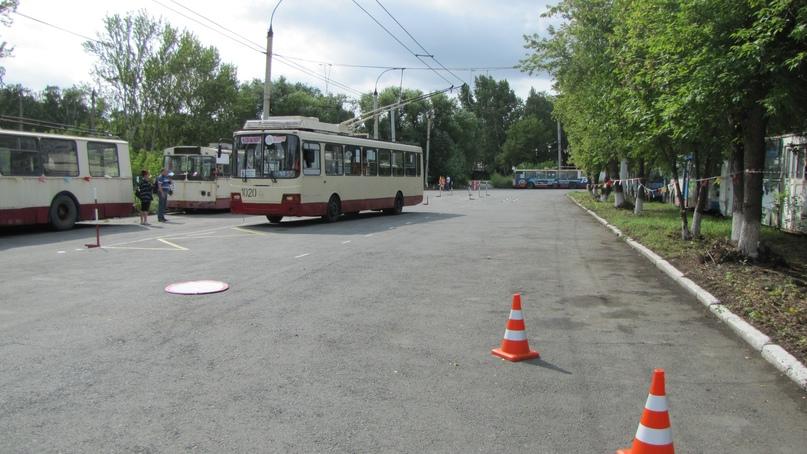 Конкурс профессионального мастерства среди водителей троллейбуса— 2021., изображение №56