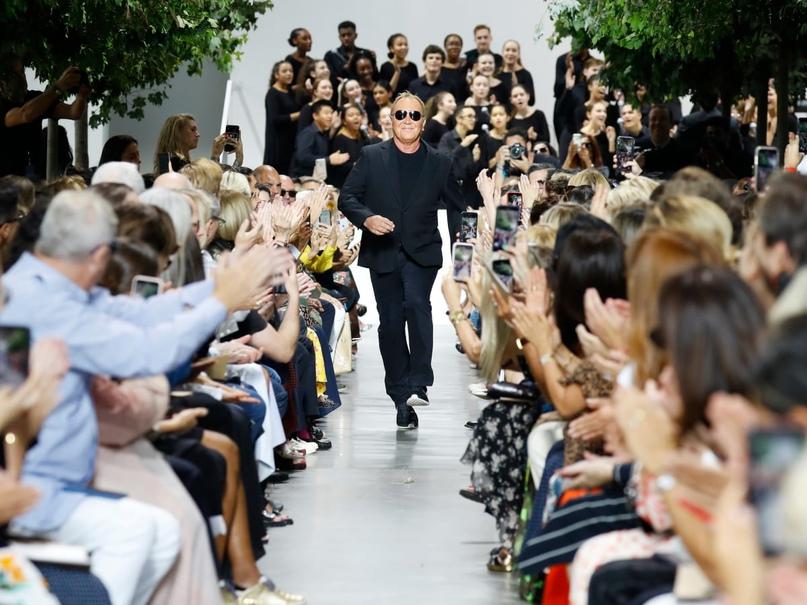 #schedule@topmodelspublic — расписание недели моды в Нью-Йорке сезона весна/лето 2022: