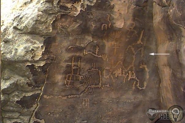 В ДРЕВНОСТИ НА ЗЕМЛЕ СУЩЕСТВОВАЛ ЕДИНЫЙ ЯЗЫК В израильской пустыне Негев и на юго-востоке США обнаружены похожие петроглифы, говорит археолог д-р Джеймс Харрис из Университета Бригама Янга. Он