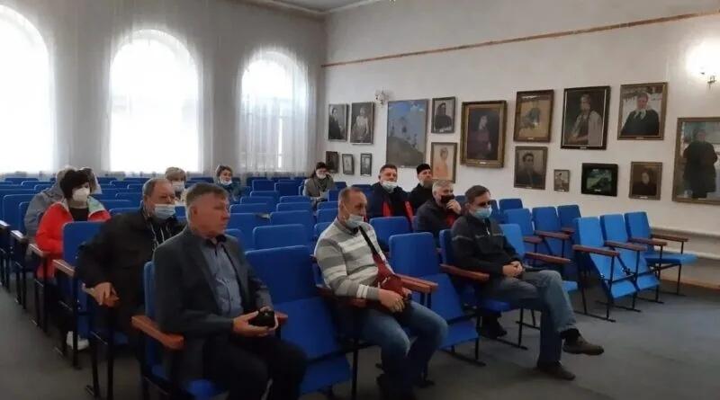 В Общественный совет Петровского района вошёл Владимир Смирнов