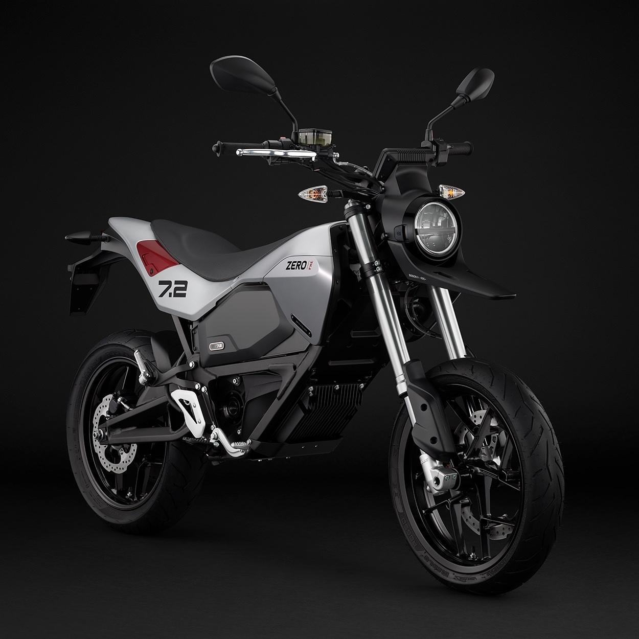 Новый электроцикл Zero FXE