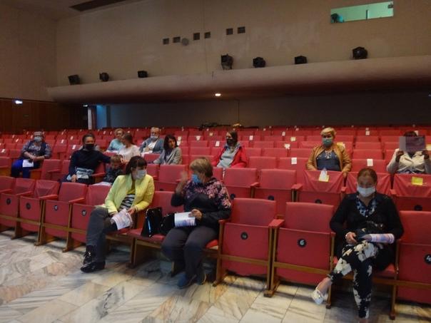 С избирательными комиссиями инструктором по противопожарной профилактике ПЧ-232 Цыганковой Т.В. проведены
