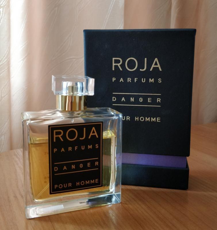 Roja Dove Danger Pour Homme (мужские) тестер 50 ml. 3360 руб
