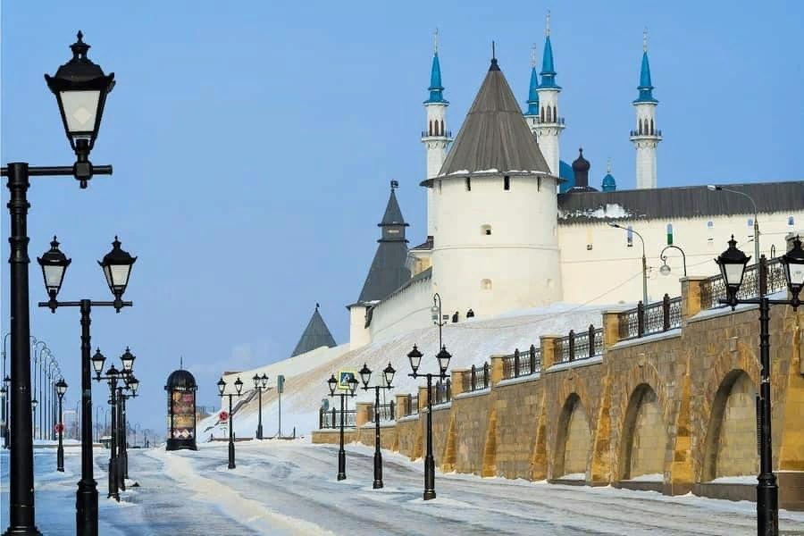 2021-11, Туры в Казань и Раифу в ноябре, 2 дня (R)