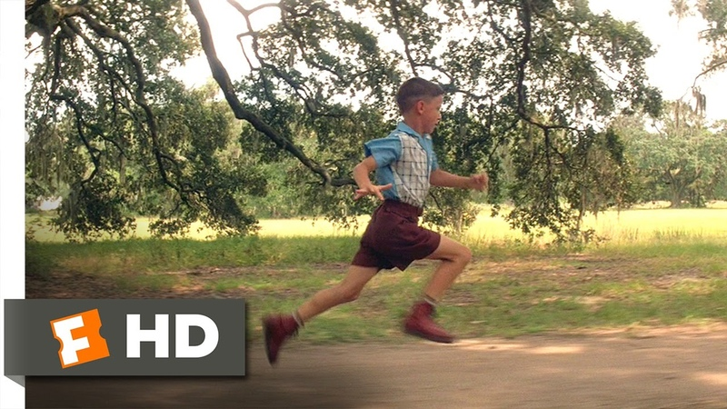 Run, Forrest, Run! - Forrest Gump (2/9) Movie CLIP (1994) HD