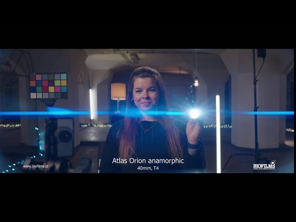 Orion Atlas Anamorphic Primes lense test