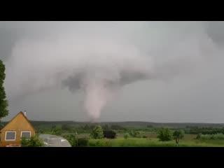 Торнадо в Вологодской области